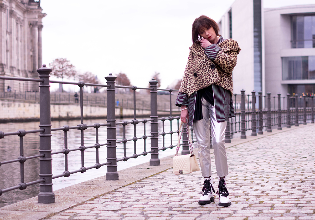 Influencer Just Take A Look Fashion Lifestyle In Berlin