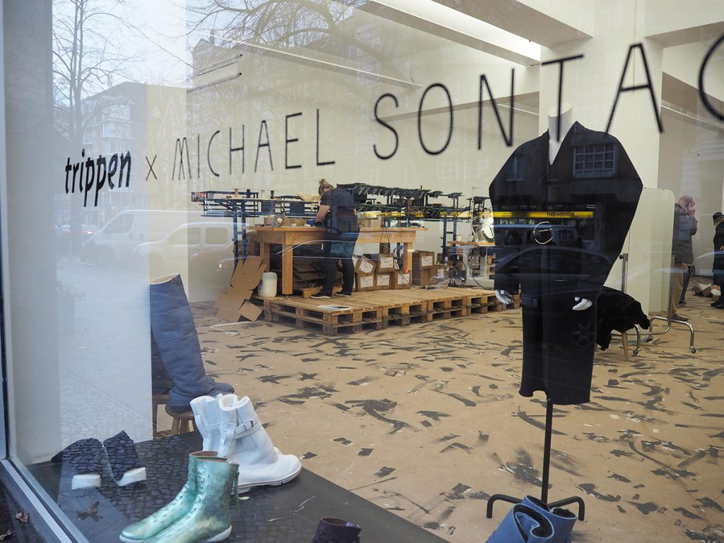 Just-take-a-look Berlin - Trippen meets Michael Sontag-25