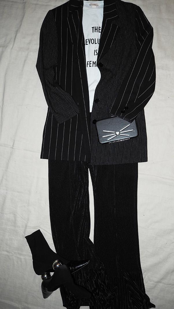 01853d28e6 Elegant  Jacke  No Name (Vintage)