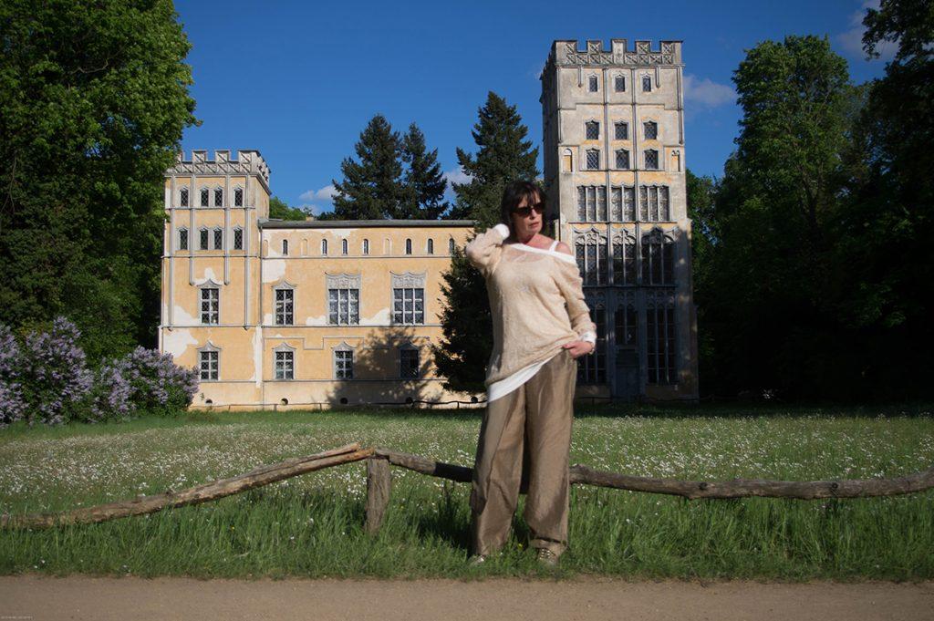 Just-take-a-look Berlin - Outfit - Romantik - Pfaueninsel-15