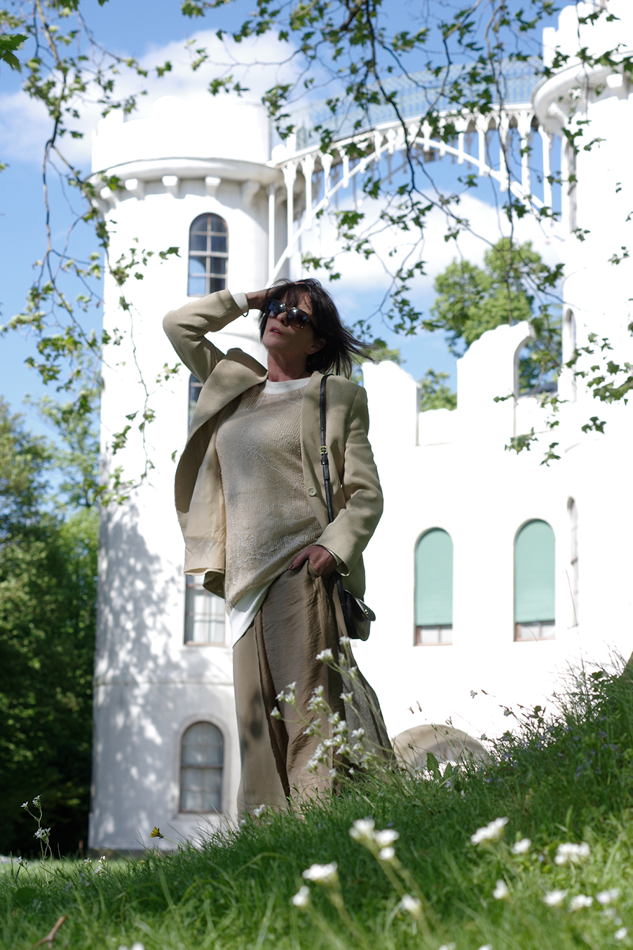Just-take-a-look Berlin - Outfit - Romantik - Pfaueninsel 35