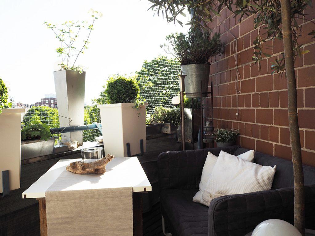 Sommersaison - Sommerzimmer - Balkon 10