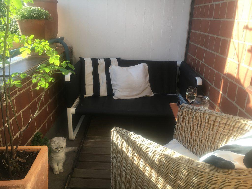 Sommerzimmer - Balkon 16
