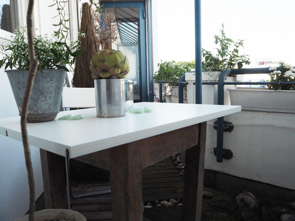 Sommerzimmer - Balkon 2