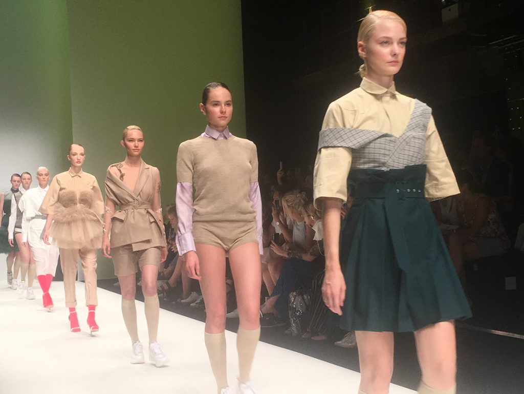 Just-take-a-look Berlin - MBFW Sommer 2019 - 2.Tag 1