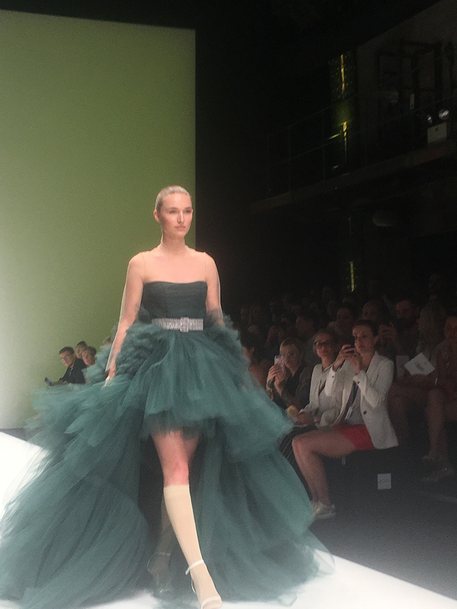 Just-take-a-look Berlin - MBFW Sommer 2019 - 2.Tag 2