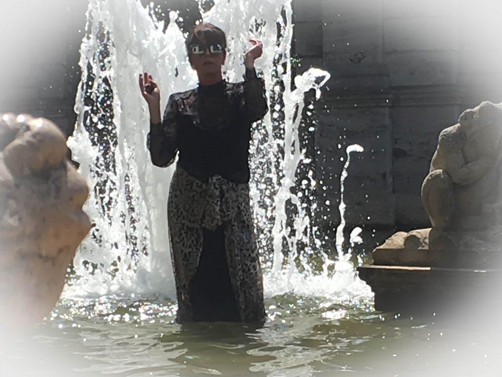Just-take-a-look Berlin - Outfit - Märchenbrunnen What´s New? #07-2018 Urlaub zu Hause 3