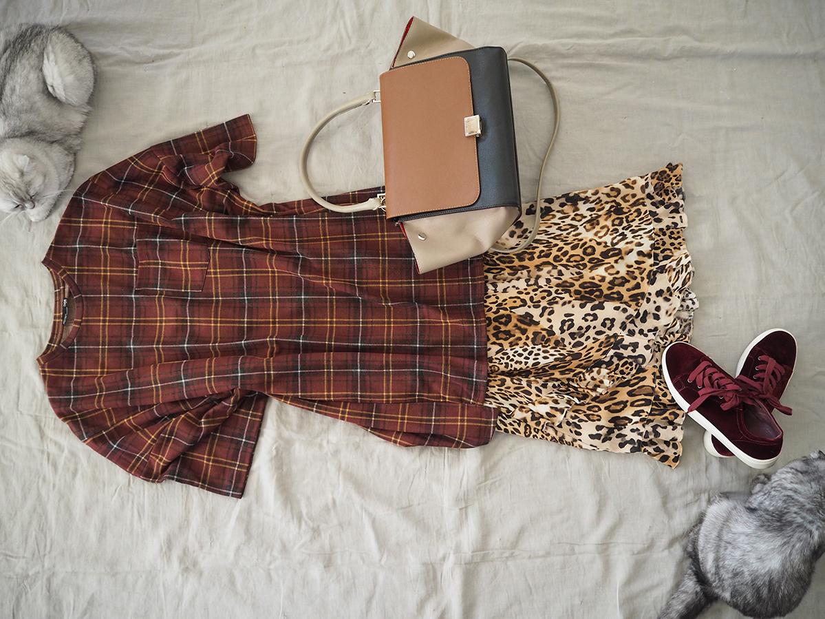 Just-take-a-look Berlin - Stylebook - Kleid im Leopardenprint