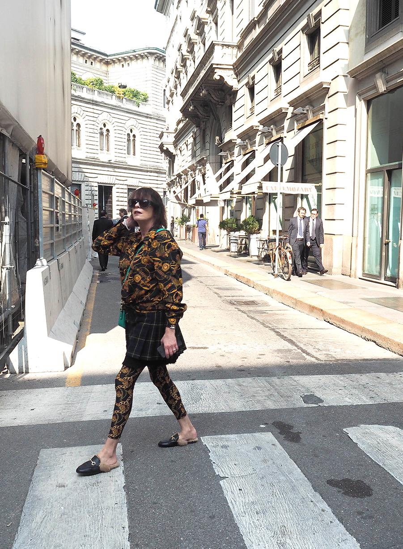 Just-take-a-look Berlin - Sightseeing und Shoppen in Mailand -Fashion Week Milan-42