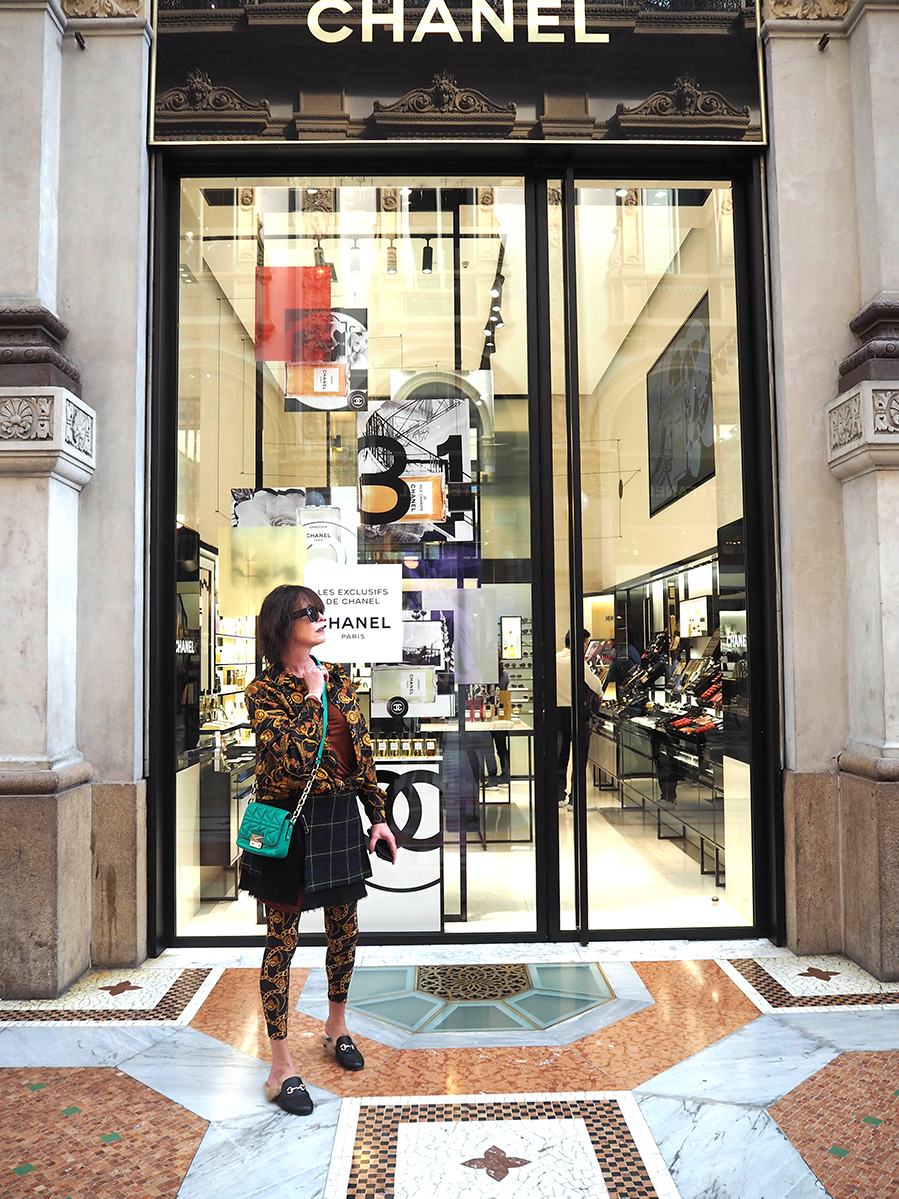 Just-take-a-look Berlin - Sightseeing und Shoppen in Mailand -Fashion Week Milan-59
