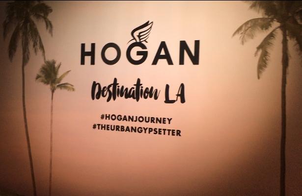 Just-take-a-look Berlin - Hogan - Präsentation -Milan Fashion Week 1.1.