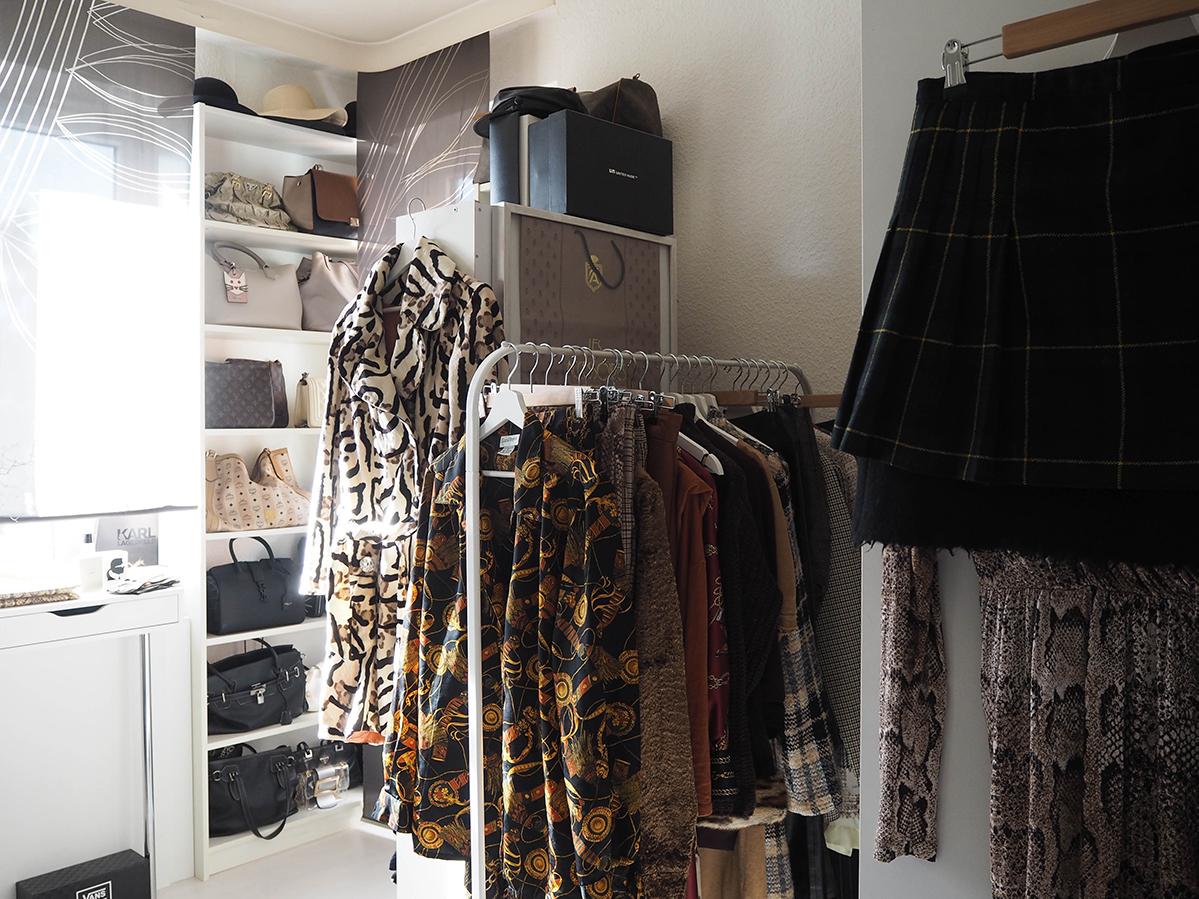 Kleiderschrank neu sortieren - Just-take-a-look Fashion & Lifestyle ...