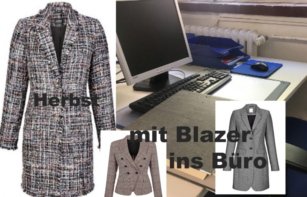 Just-take-a-look Berlin Blazer im Büro 1