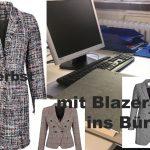Just-take-a-look Berlin Blazer im Büro 1