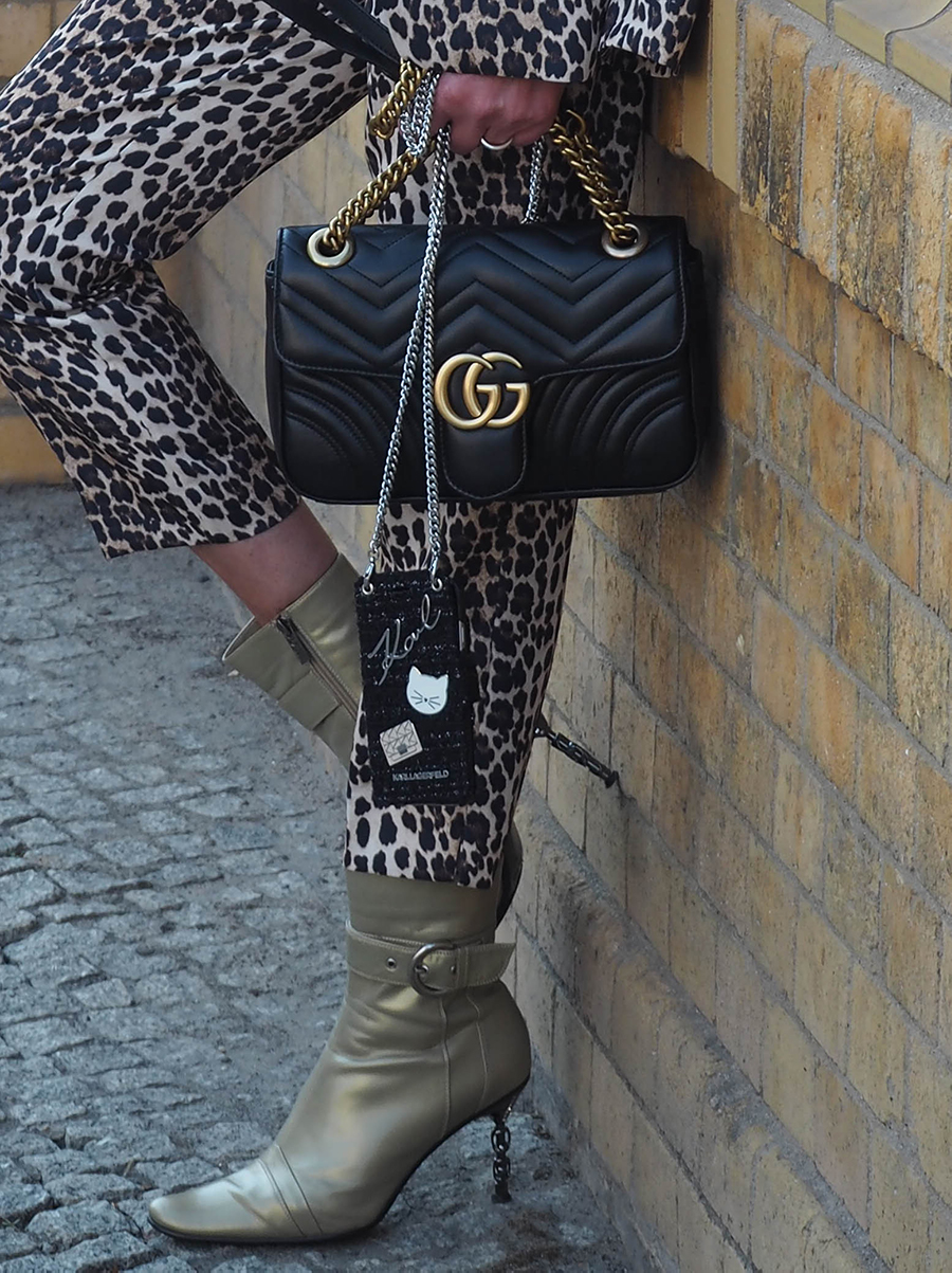 Just-take-a-look Berlin - Mädelstag mit Beauty und Fashion - Outfit Animal Print for Fall-5.1