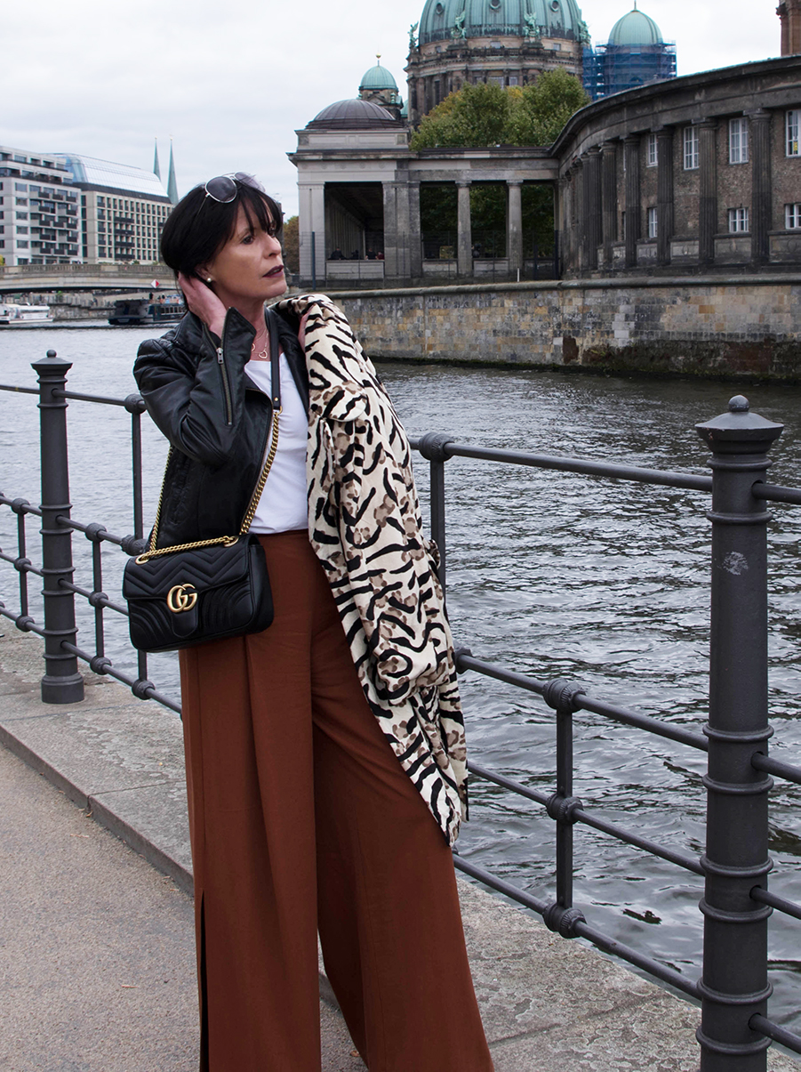 Just-take-a-look Berlin - Internetpräsenz - Outfit Museumsinsel
