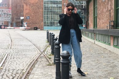 Just-take-a-look Berlin - Jeans Outfit