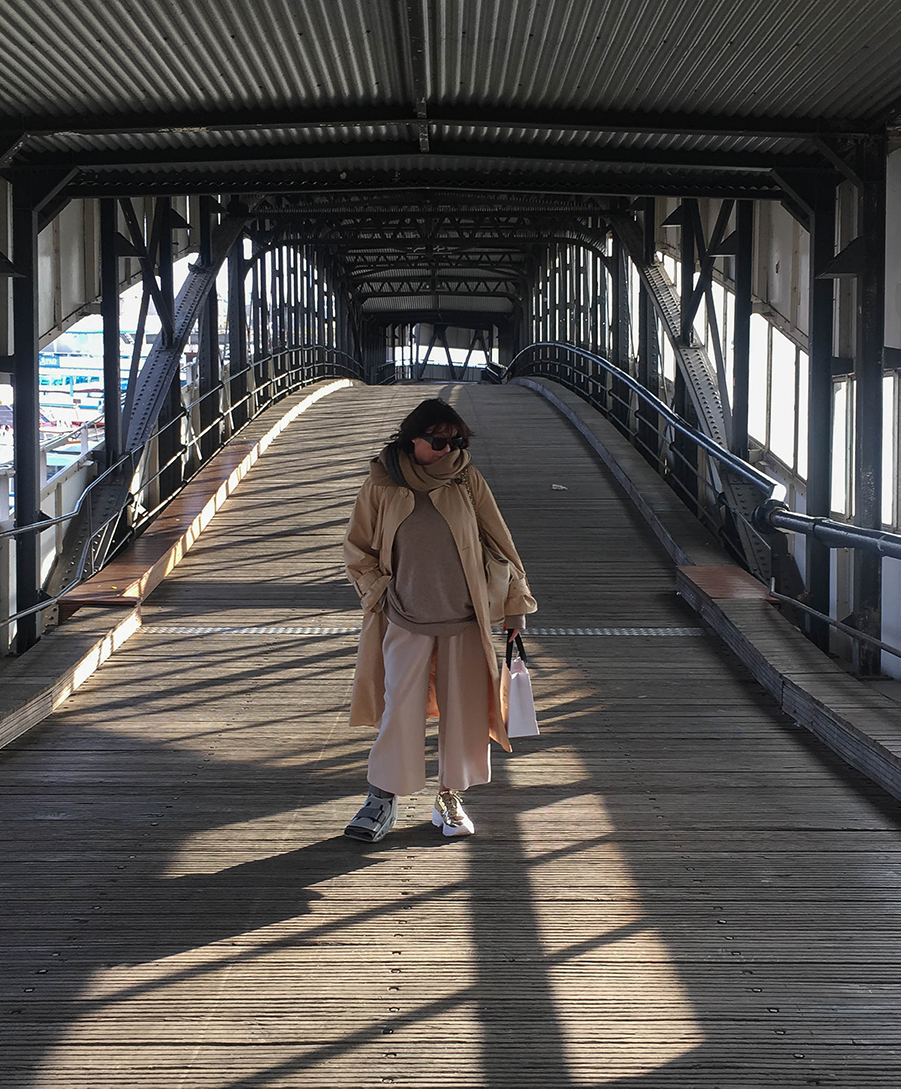 Just-take-a-look Berlin - Outfit Hamburg - Trenchcoat Kopie