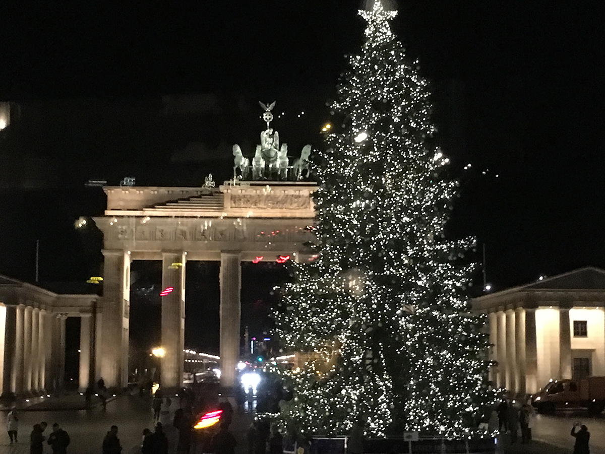 Just-take-a-look Berlin Weihnachten - Baum
