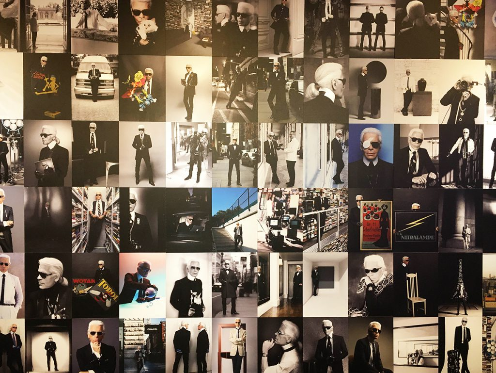 Just-take-a-look Berlin - Karl Lagerfeld Ausstellung Wedel