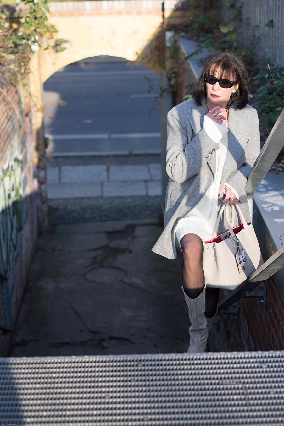 Just-take-a-look Berlin - Frühlingsgefühle - Strickkleid + Blazer-14.1