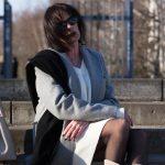Just-take-a-look Berlin - Frühlingsgefühle - Strickkleid + Blazer - 6 Kopie