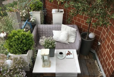 Just-take-a-look Berlin - Balkon - Terrasse - Urlaubsfeeling Zuhause 1