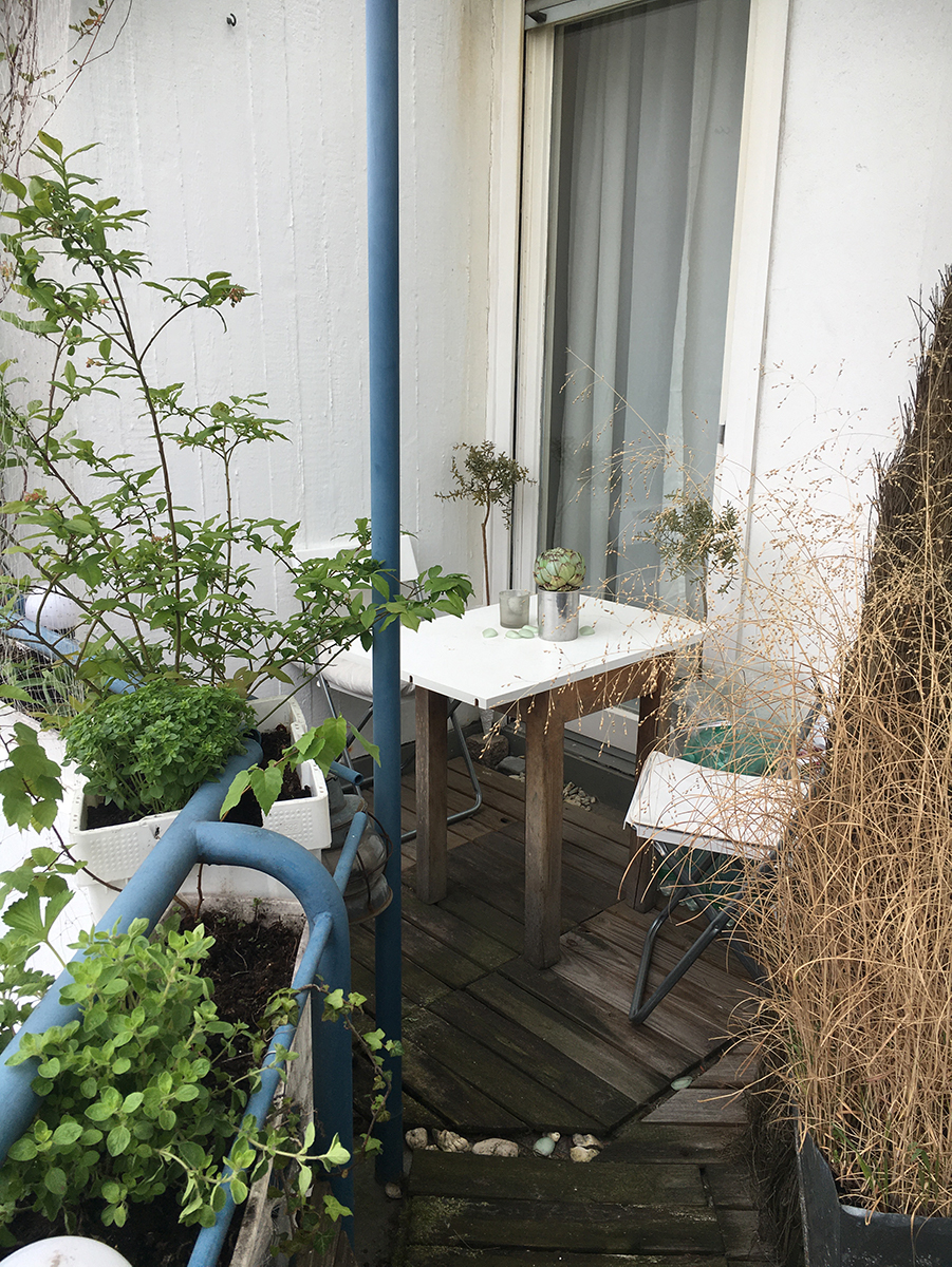 Just-take-a-look Berlin - Terrasse - Urlaubsfeeling Zuhause 3