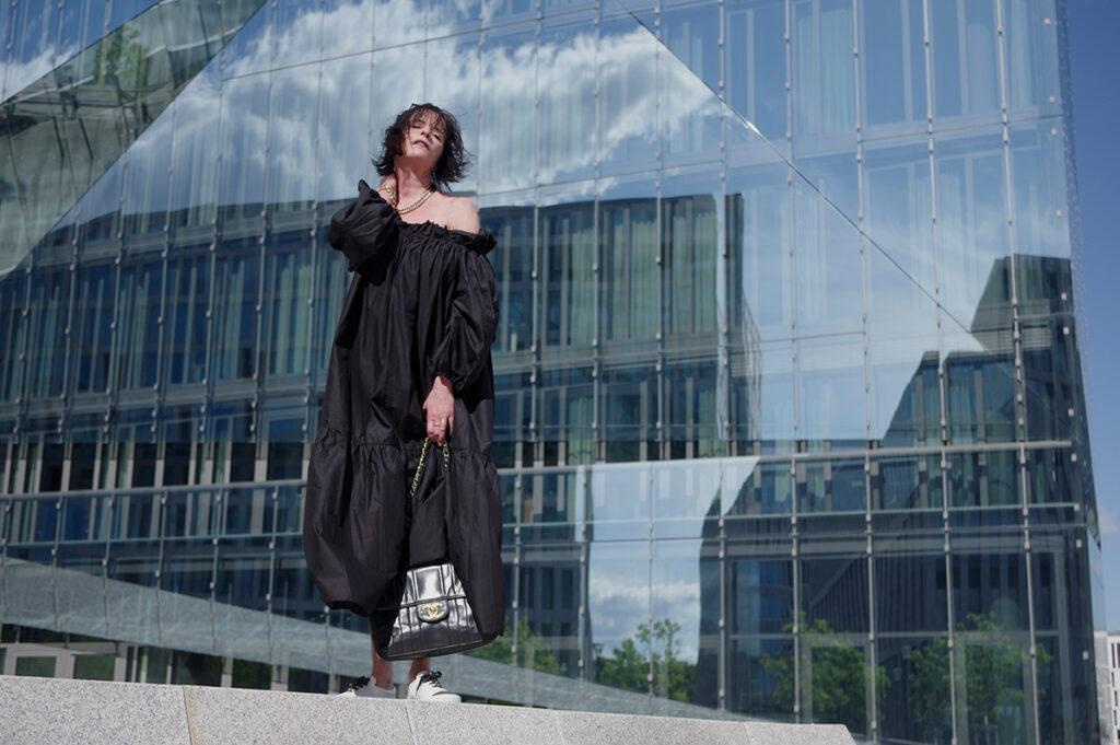 Just-take-a-look Berlin Off-Shoulder Dress - Modestandort Berlin