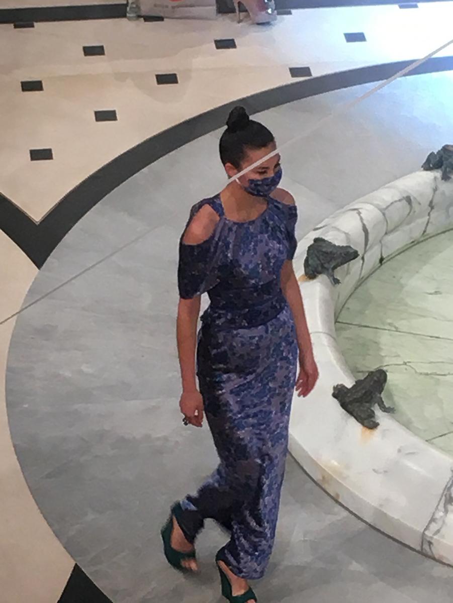 Just-take-a-look Berlin - Two Fashion Days - Anja Gockel Show