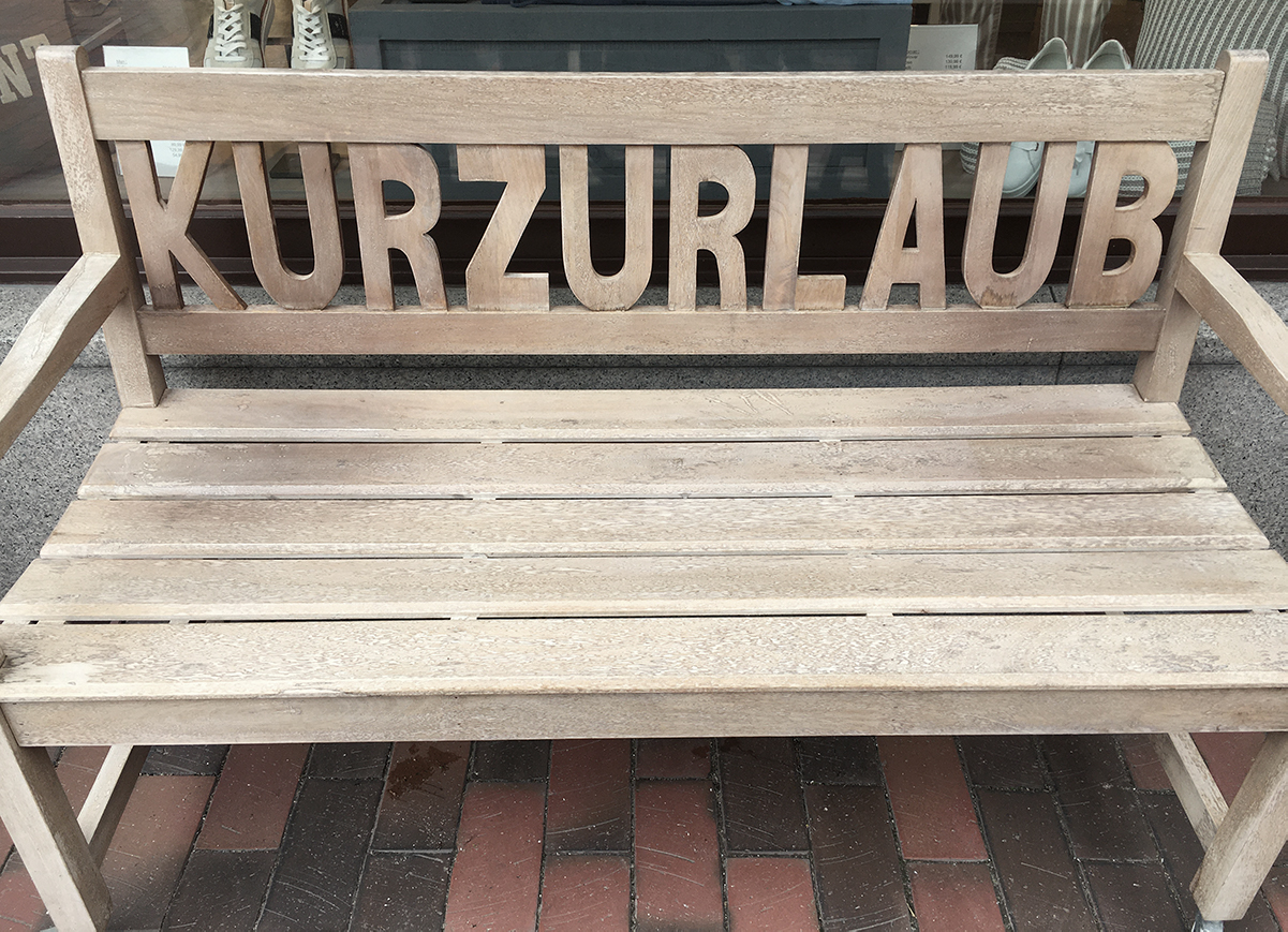 Just-take-a-look Berlin - Sylt - Kurzurlaub 1