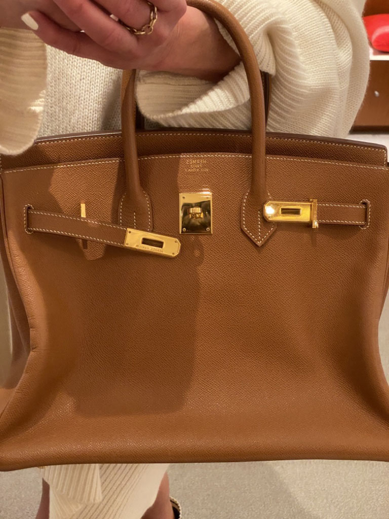 Just-take-a-look Berlin - Lieblingsstück Hermes -Birkin Bag