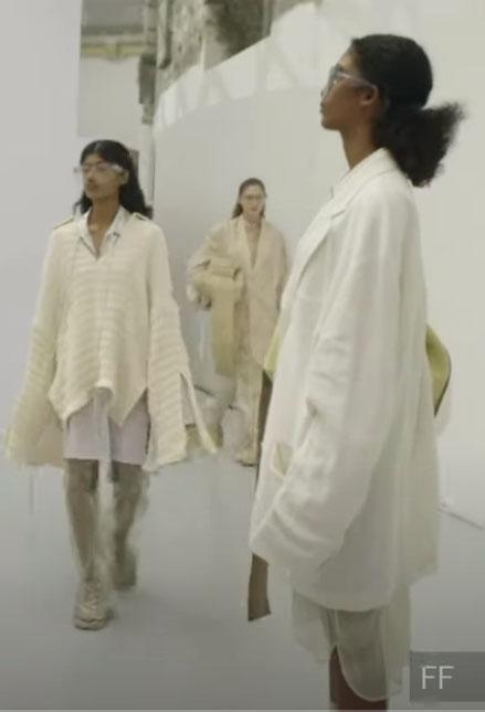 Just-take-a-look Berlin - Schwere Zeiten in der Mode Acne Studios -Film