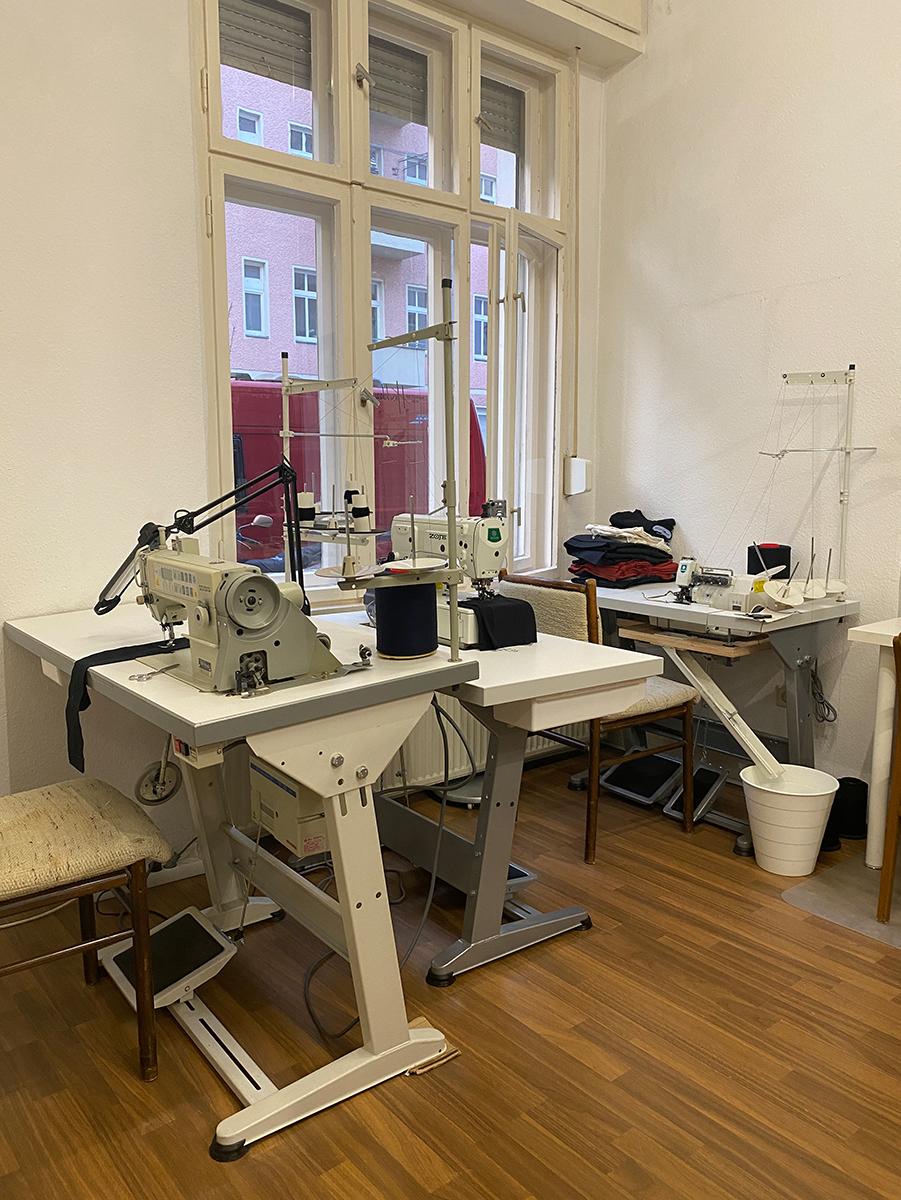 Just-take-a-look Berlin - Atelier